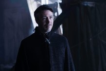 "Aidan Gillen as Petyr ""Littlefinger"" Baelish"