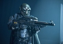 """DC's Legends of Tomorrow -- """"Destiny""""-- Image LGN115a_0047b.jpg -- Pictured: Chronos -- Photo: Cate Cameron/The CW -- © 2016 The CW Network, LLC. All Rights Reserved."""
