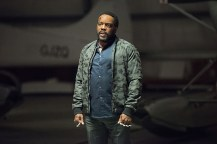 """Arrow -- """"Human Target"""" -- Image AR505b_0058.jpg -- Pictured: Chad Coleman as Tobias Church -- Photo: Dean Buscher/The CW -- © 2016 The CW Network, LLC. All Rights Reserved."""