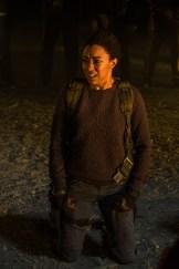 Sonequa Martin-Green as Sasha Williams- The Walking Dead _ Season 7, Episode 1 - Photo Credit: Gene Page/AMC