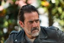 Jeffrey Dean Morgan as Negan- The Walking Dead _ Season 7, Episode 4 - Photo Credit: Gene Page/AMC