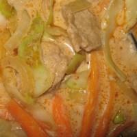 Currygryta med tzay
