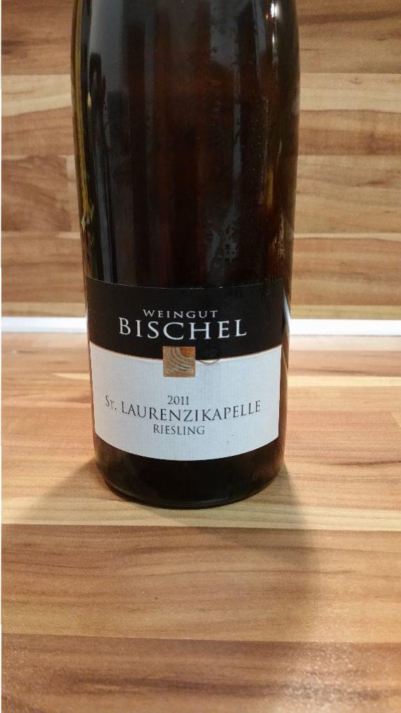 Bischel, Rheinhessen – Gau-Algesheimer St. Laurenzikapelle Riesling trocken 2011