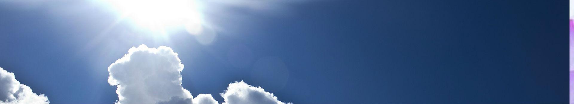 Banner-Himmel
