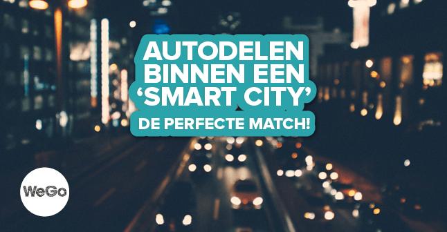 Autodelen binnen een 'Smart City'