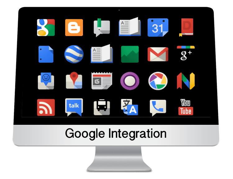 Google-product-integration