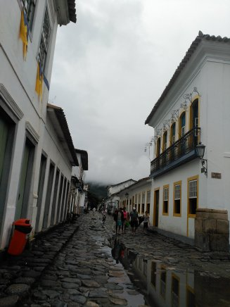 Calles de Paraty - Paraty Streets