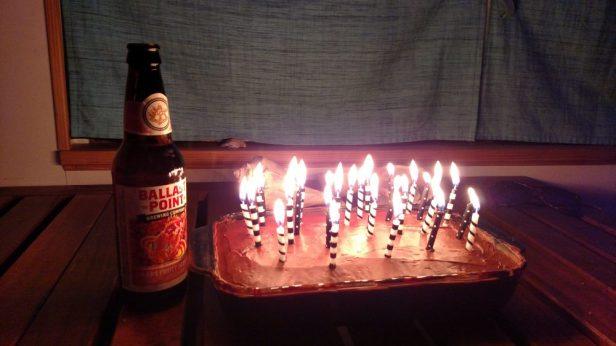 Birthday candles!