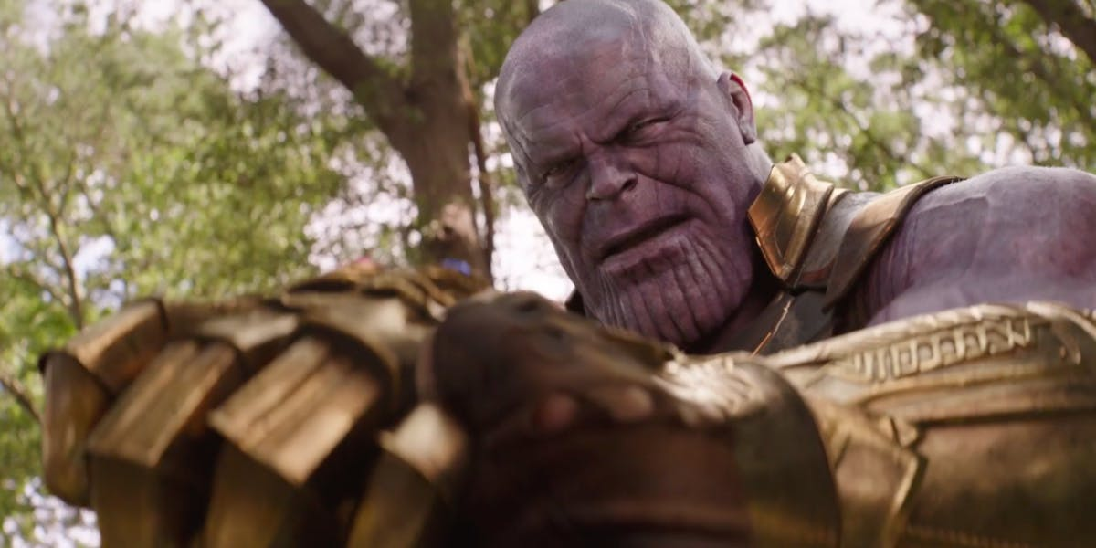 Image result for infinity war thanos