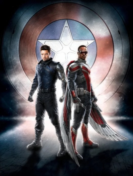 The Falcon And The Winter Soldier Promo Poster Offers Full ...