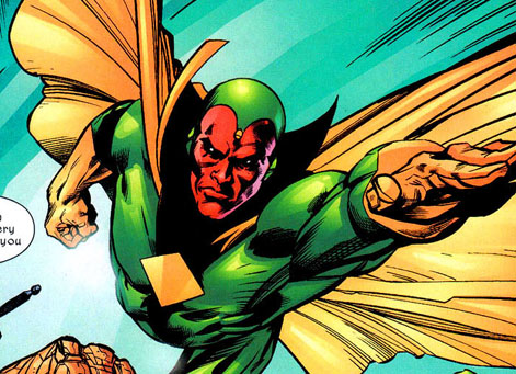 Vision's Origins In Avengers: Age Of Ultron Revealed