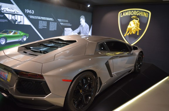 The Lamborghini Museum And The Ferrari Museum With Kids We Go With