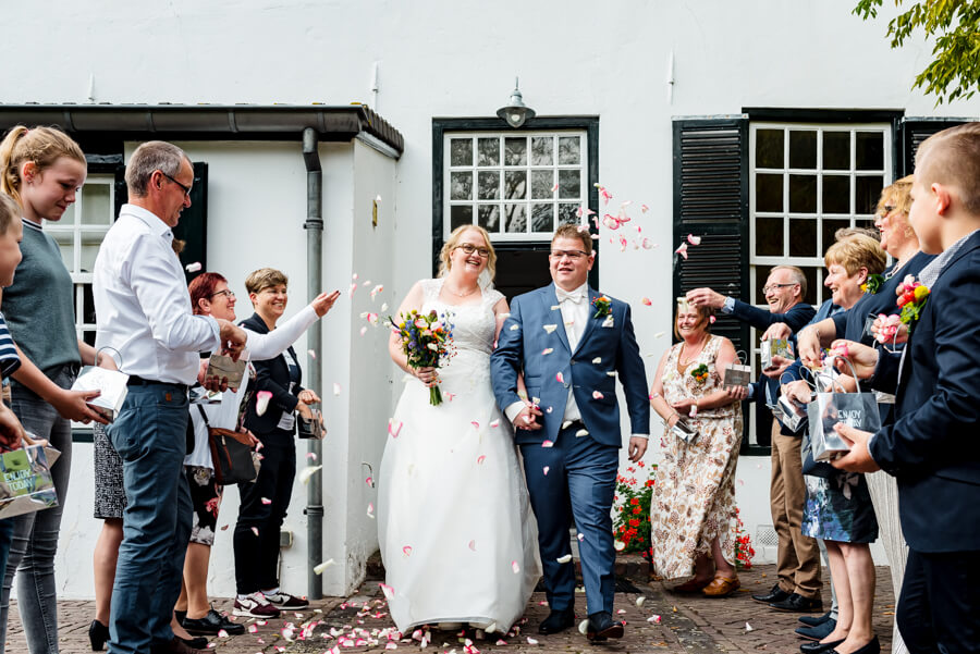 Bruidsfotografie in Brabant