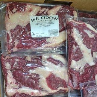 We Grow Beef Brisket