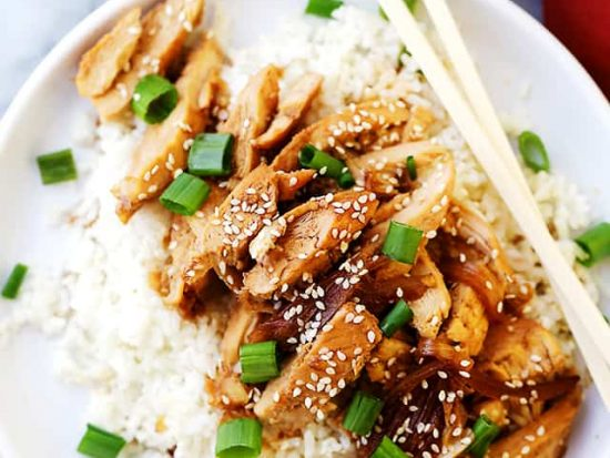 One-Pot Easy Teriyaki Chicken