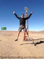 Bolivian / Chile Border crossing