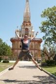 Thailand temple #flashjump