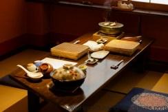 Japanese breakfast...