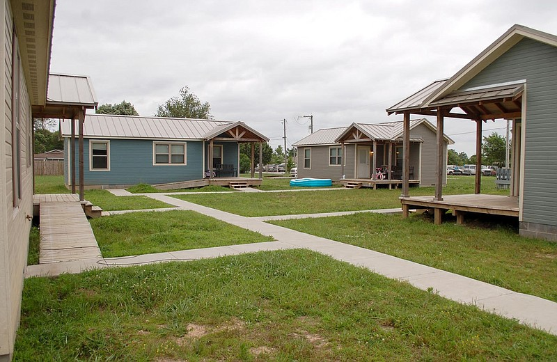 A Place To Call Home Tiny Houses Give Homeless A New Start