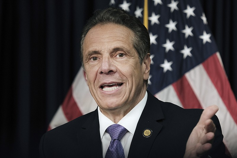 1 day ago · new york gov. Cuomo questions neutrality of AG investigators
