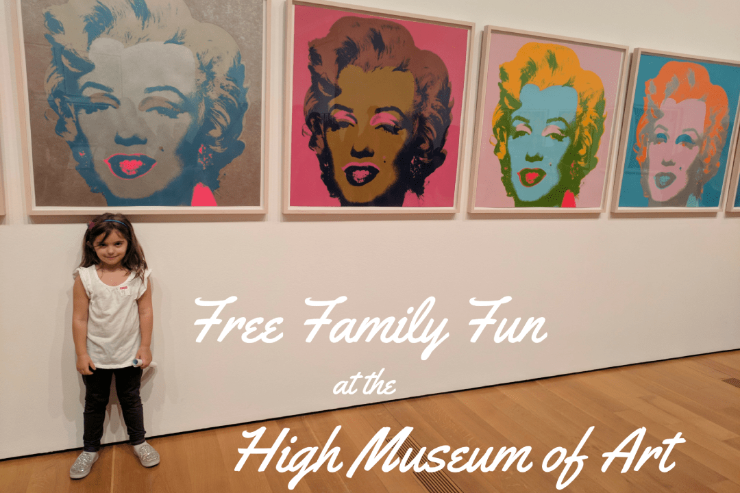 Free Admission Day at High Museum of Art