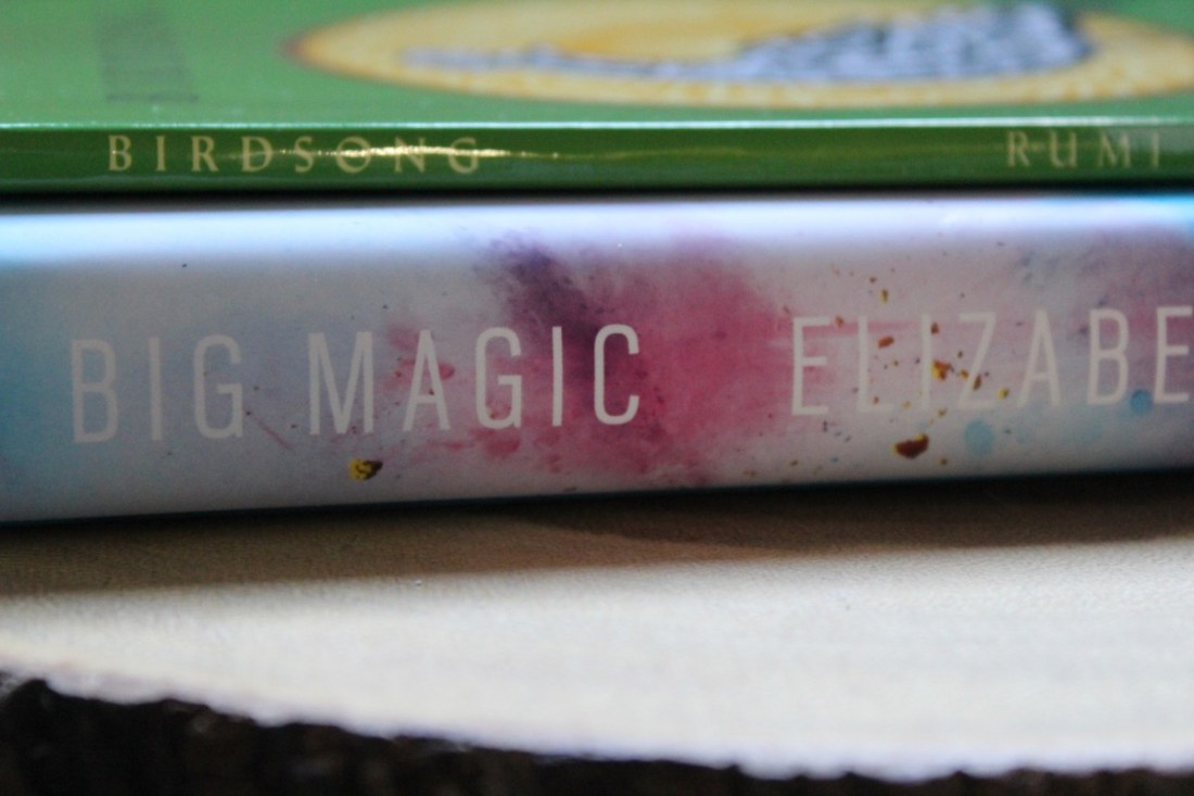 big magic elizabeth gilbert book