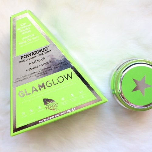 glamglow powermud dual cleanse treatment review