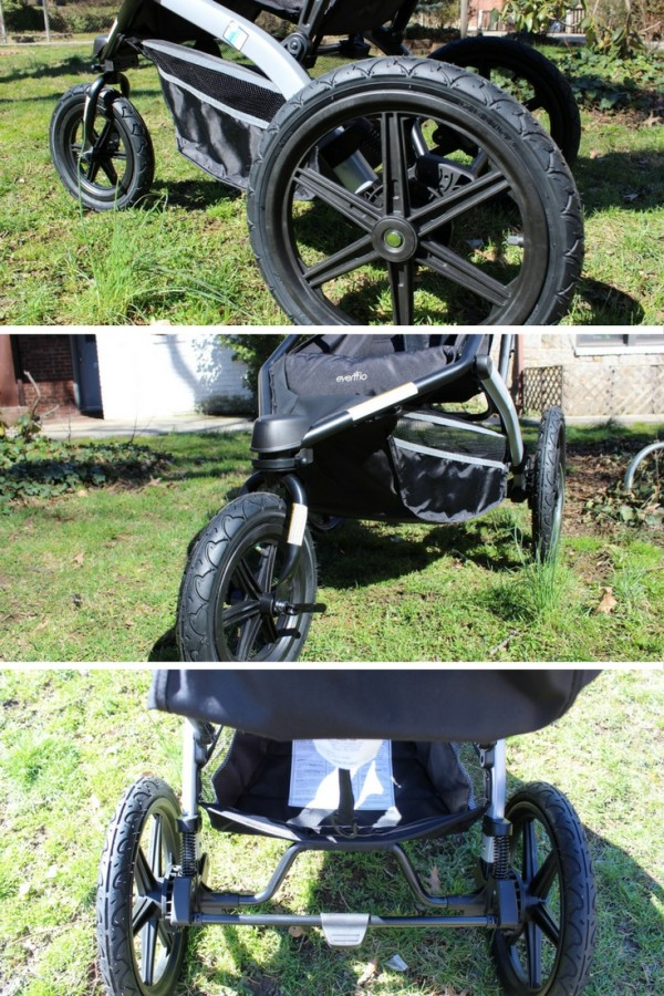 evenflo charleston stroller features and details review (1)