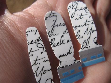 SallyHansenLove The perfect Valentines Day manicure via Sally Hansen