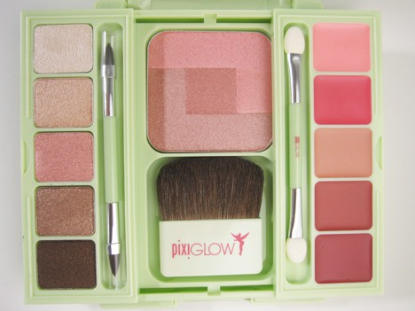 BeautyBoardSpring12C Glam Beauty Board – spring 2012 trend review