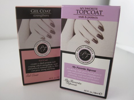 PerfectFormulaE Perfection is Possible   Perfect Formula Nail Care Review