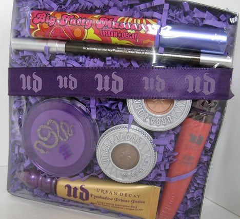 RRPB Urban Decay2 The Prize Baskets   Ruffs Raffle at Martini Madness