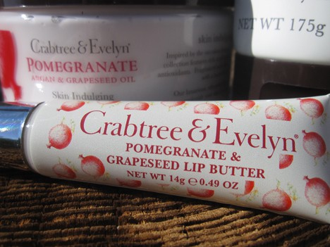 CrabtreePomC Just try to resist the latest from Crabtree & Evelyn