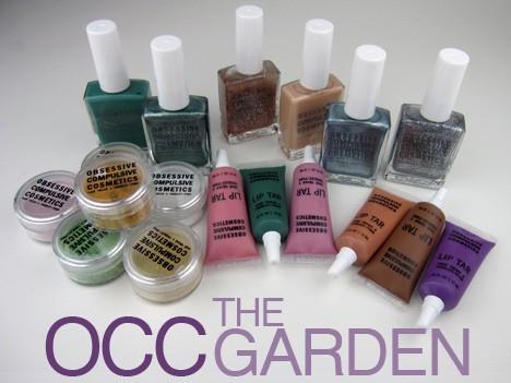 OCCgarden When Dark and Light collide: OCC The Garden