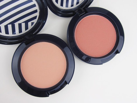 MACheysailorD MAC Hey, Sailor! Cheeks, Nails & Body   review, photos & swatches