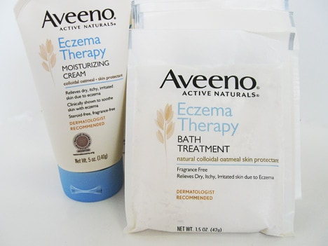 AveenoEczema1 Aveeno Eczema Therapy Complete Care Kit Review