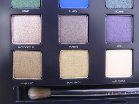 UD Vice5 Urban Decay Vice Palette   review, photos & swatches