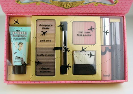 BenefitJetSet3 Benefit Holiday 2012   Shes So Jetset Review