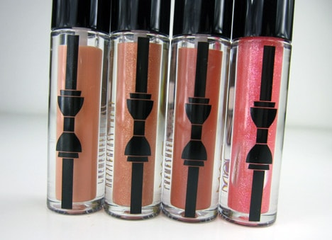 MACguilty3 MAC Guilty Passions: Cocktail Coral Lip Gloss   review, photos & swatches