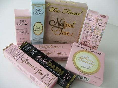 TooFacedGiveaway2 Best of Too Faced Giveaway   10 products, $236 value!