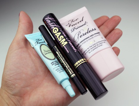 TooFacedLove8 Too Faced Love Sweet Love Set   Review, Photos & Swatches