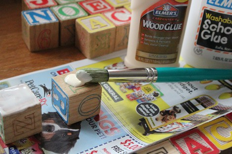Blocks2 How To: Wood Block Holiday Decorations