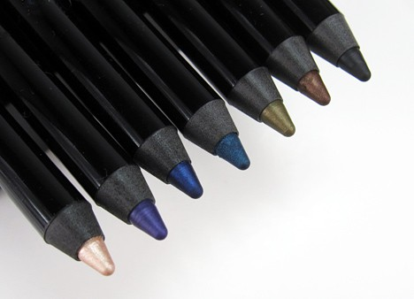 MUFEultimate5 MAKE UP FOR EVER: The Ultimate Eye Liner Collection   review, swatches and swooning