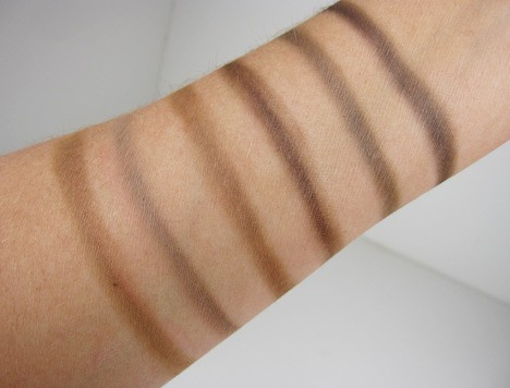 MACbrows6 MAC The Stylish Brow   review, photos, swatches & looks