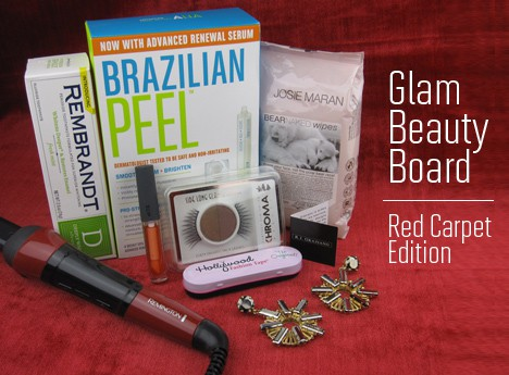 GlamRC4 The latest in Red Carpet Worthy Beauty, via the Glam Beauty Board