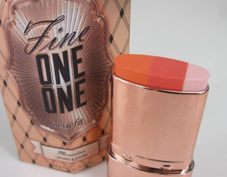 BenefitFine1 Benefit Fine One One   review and swatches