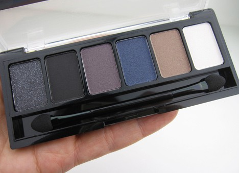 NYXNatSmok9 NYX  Natural Eyeshadow Palette and Smokey Eyeshadow Palette   swatches and review