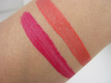 MUFEsummer13E2 MAKE UP FOR EVER Aqua Summer 2013 – swatches and review
