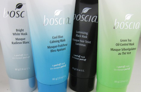 BosciaMasks3 Boscia Face Masks   Photos and Review