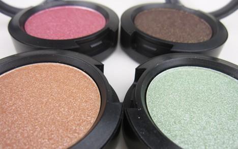 MAC pressed pigments